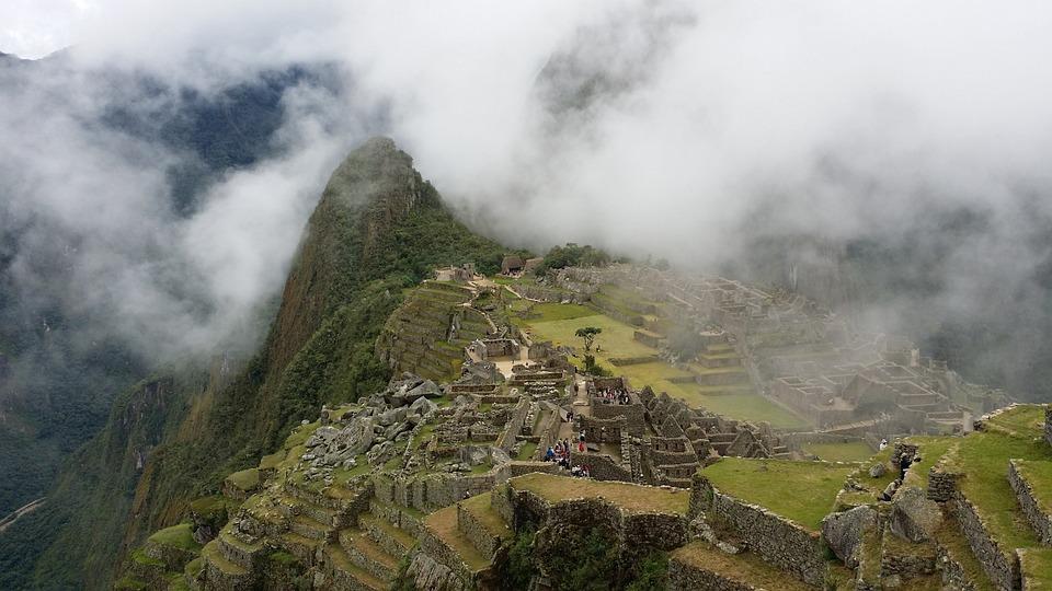 Cloud, Fog, Machu Picchu Pixar, Inca, All These Years