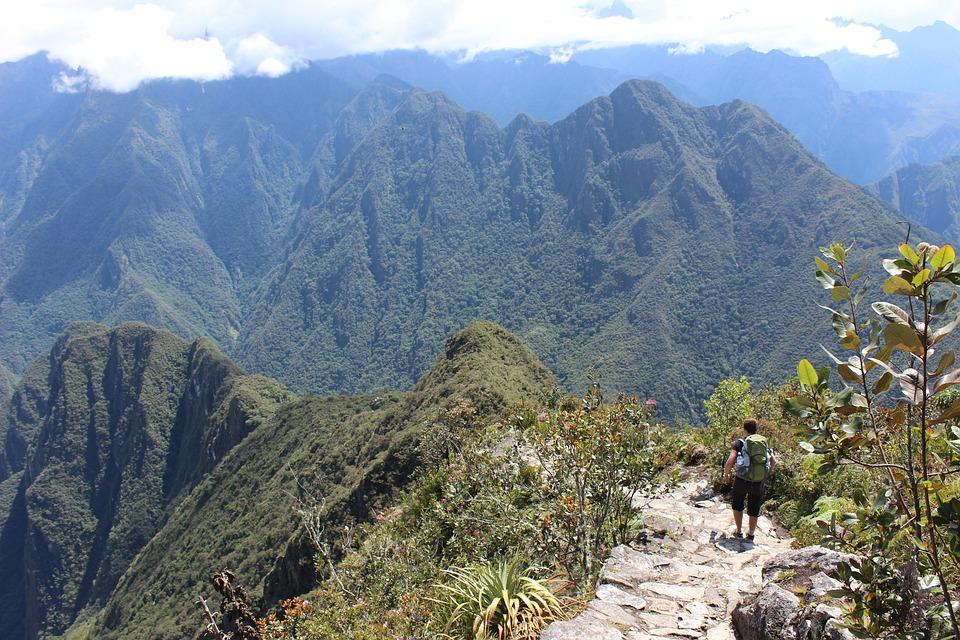 Peru, Montana Machu Picchu, Machupicchu, Landmark