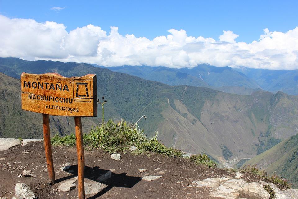 Peru, Machupicchu, Machu Picchu, Places Of Interest