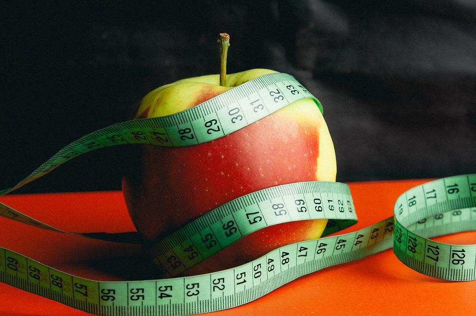 Apple, Macintosh, Fruits, Healthy, Food, Measuring Tape