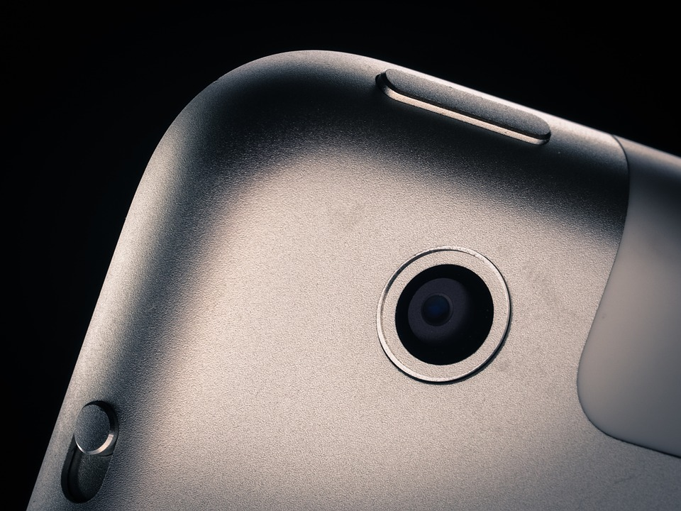Camera, Tablet, Ipad, Mobile, Macro, Close