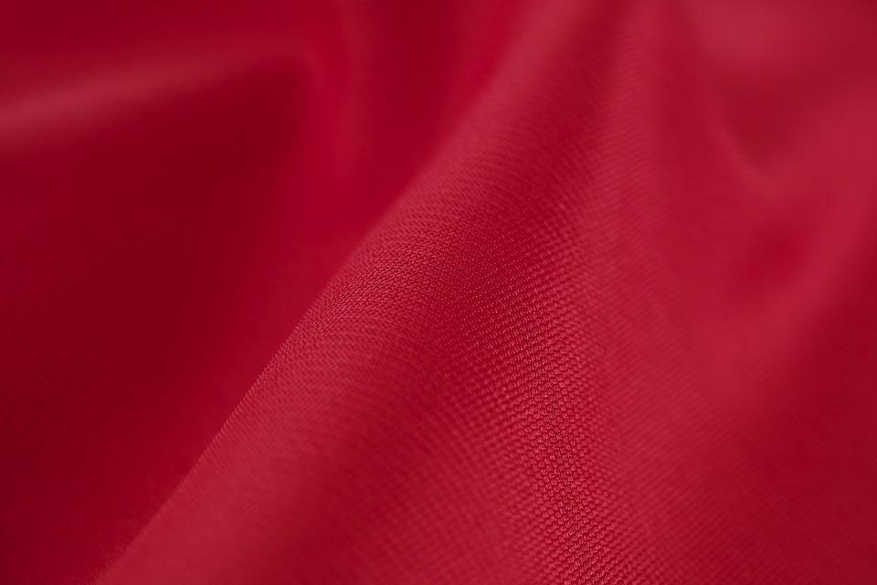 Red, Pattern, Abstract, Fabric, Macro, Background