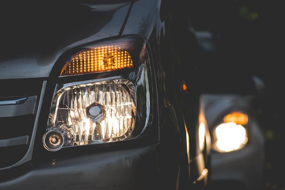 Cars, Close-up, Headlights, Lights, Macro, Vehicles