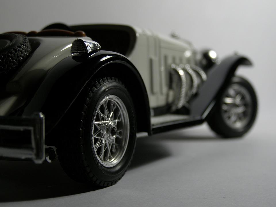 Car, Model, Toy, Macro
