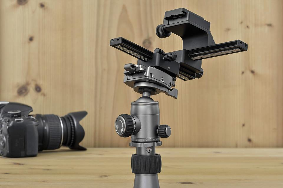 Macro-slide, Macro Rail, Tripod, Camera, Photograph