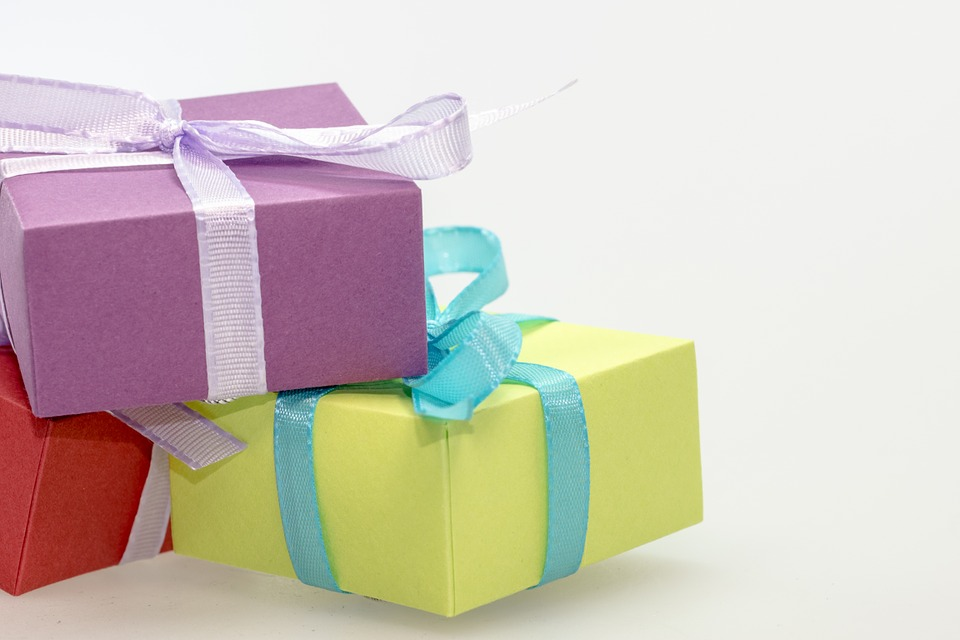 Christmas Gift Packages.Free Photo Made Loop Packet Loop Christmas Gifts Packages