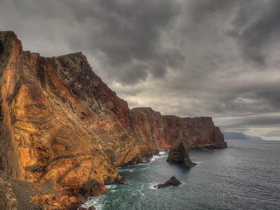 Ponta De São Lourênço, Madeira, Island, Portugal