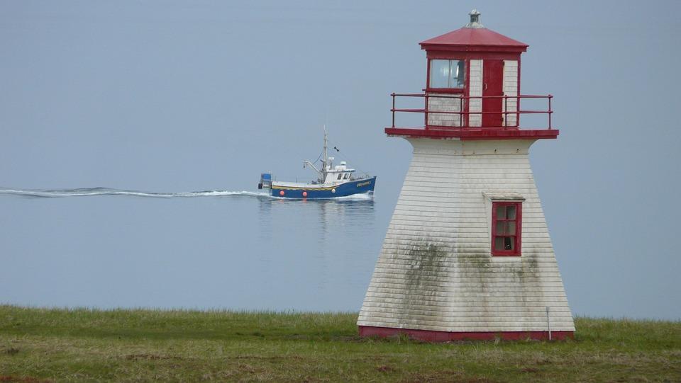 Nature, Lighthouse, Madelene