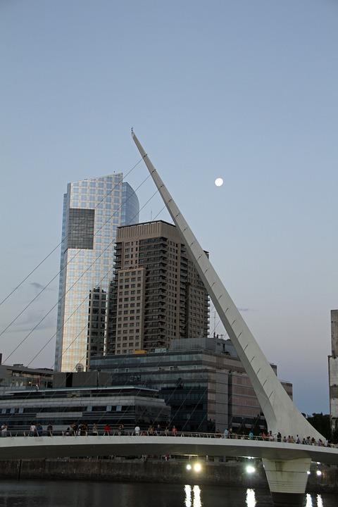 Argentina, Buenos, Aires, Puerto, Madero, Capital, City