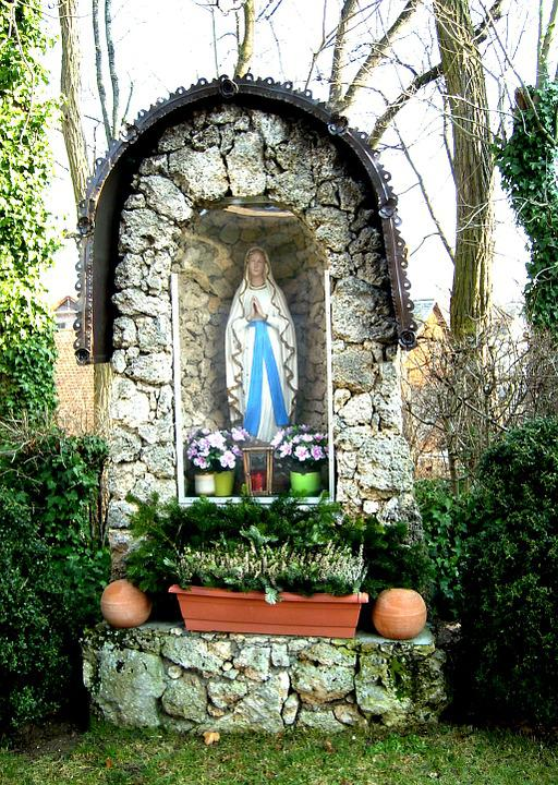 Maria, Fig, Madonna, Mother Of God, Christianity