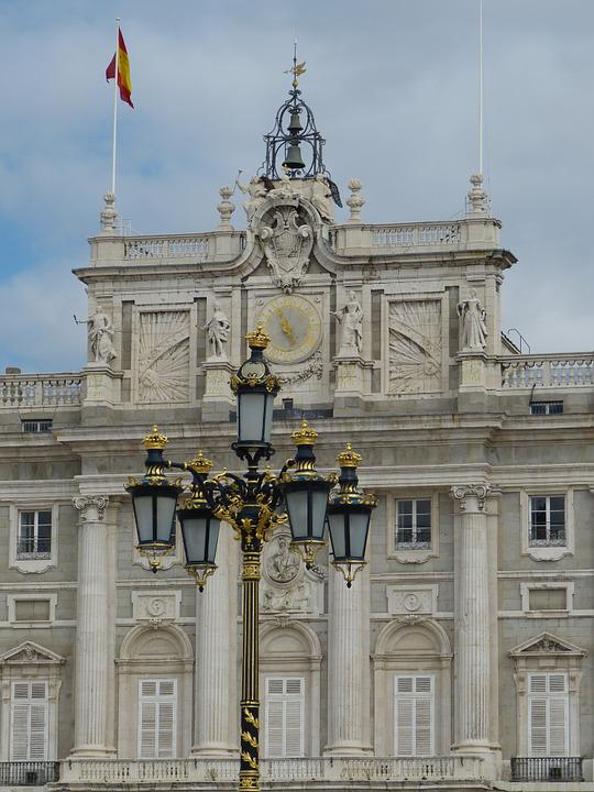 Madrid, Spain, Castile, Castle, Historically