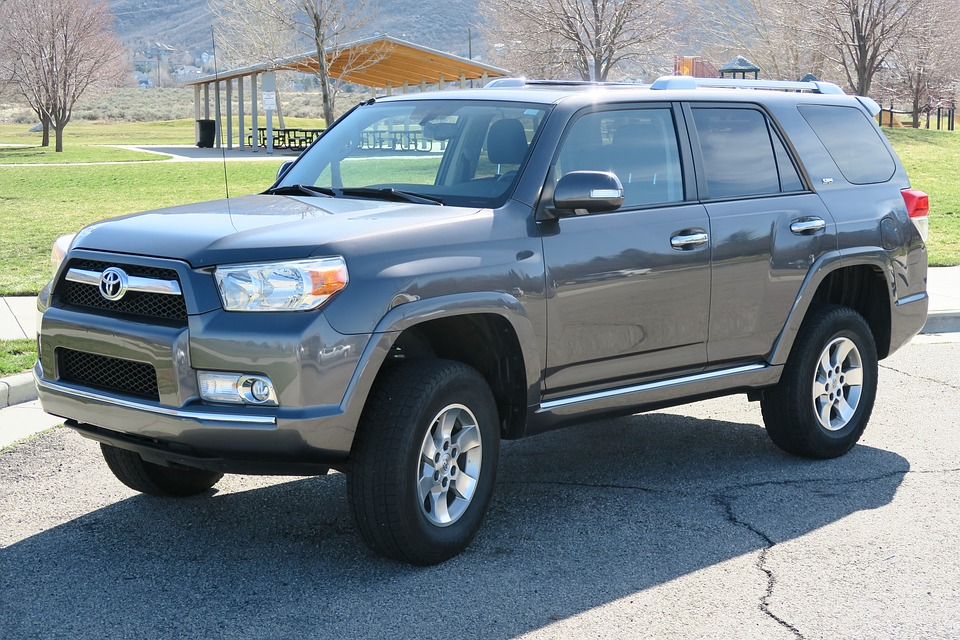 Mag Grey, 5th Gen, 4 Runner, T4r, Toyota, Magnetic Grey