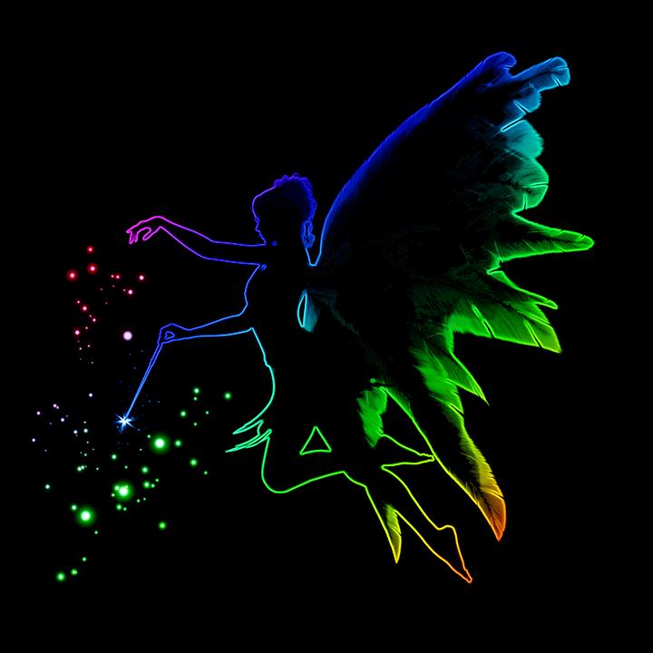 Fairy, Colors, Magic
