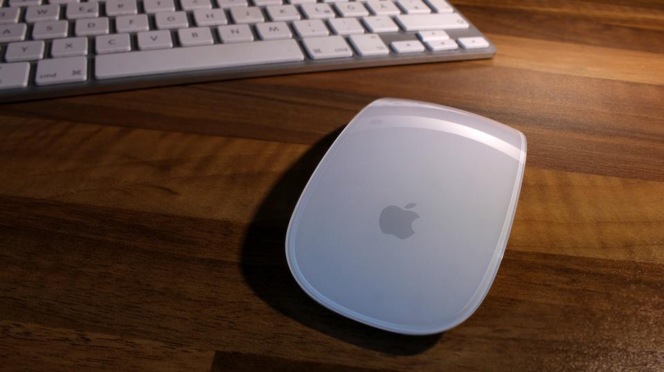 Apple, Magic, Mouse, Computer