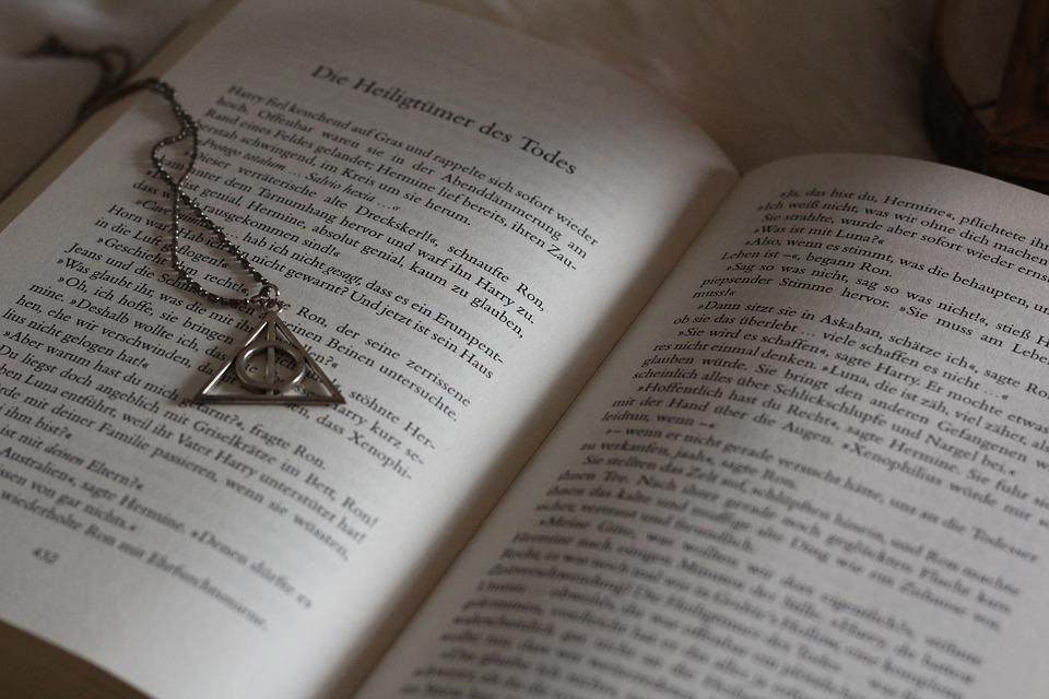 Read Out, Harry Potter, Books, Rowling, Magic, Fantasy