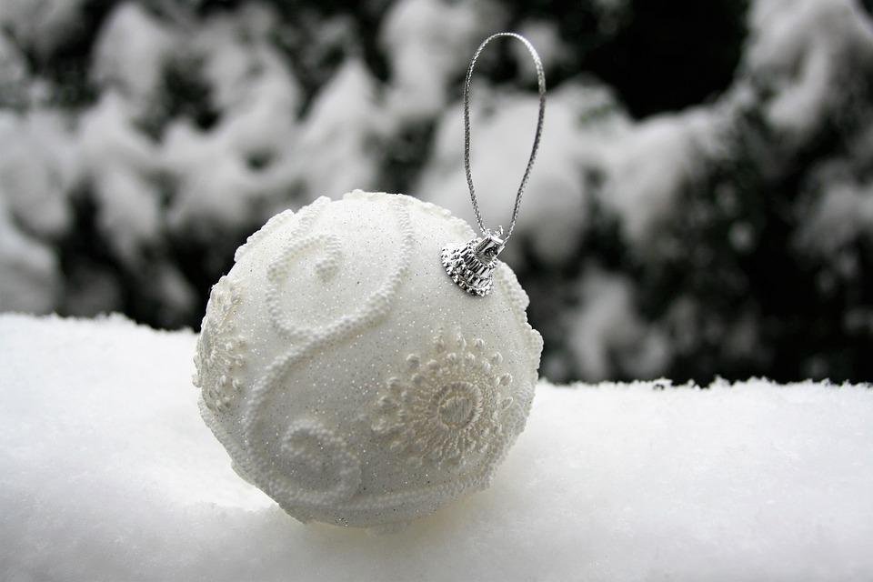 Winter, Snow, Landscape, Nature, Bokeh, Magic