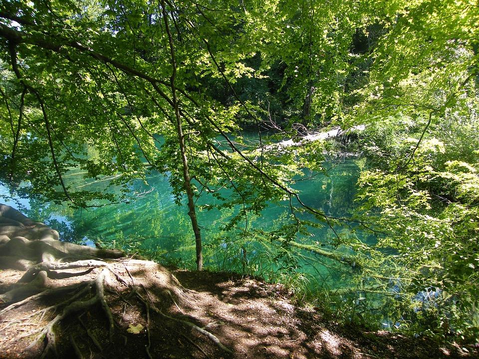 Lake, Recovery, Croatia, Plittvice, Lakes, Magic, Blue