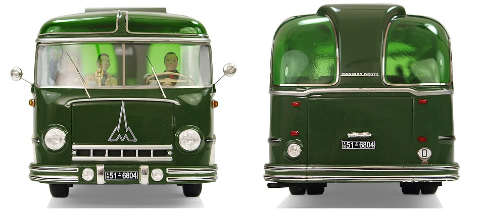 Wm 1954, Magirus-deutz, Buses, Hobby, Model, Model Cars