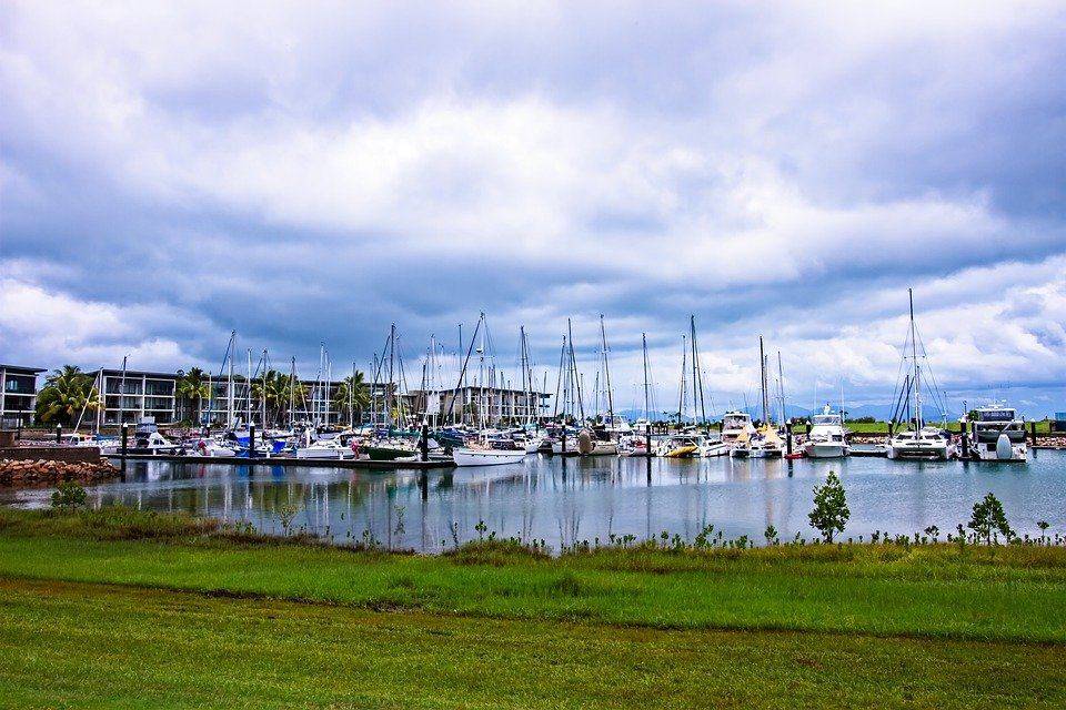 Nelly Bay Marina, Magnetic Island, Townsville
