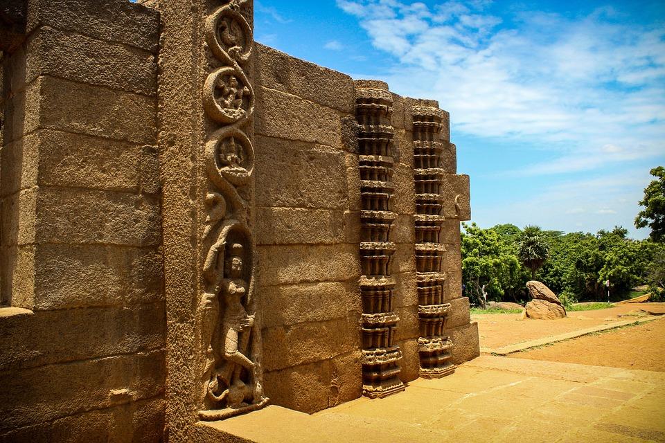 Mahabalipuram, India, Tamilnadu, Travel India