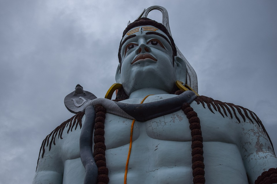Lord, Shiva, Statue, Mahadev, Mahakal, God, Shiv