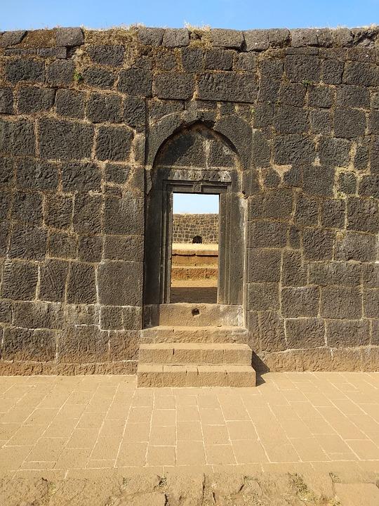 Fort, Raigad Fort, Maharashtra, Maharashtra Fort