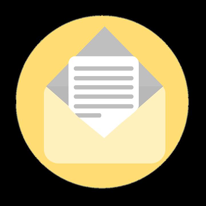 Mail Icon, Letter Icon, Button, Icon, Message, Envelope
