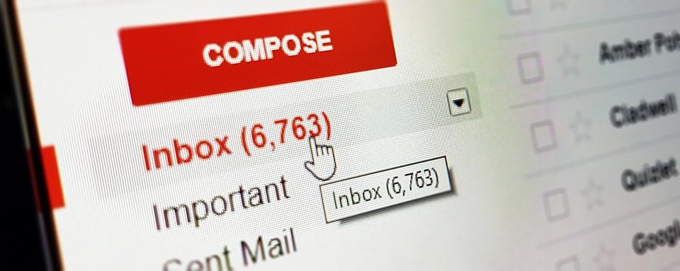 Business, Internet, Browser, Inbox, Mailbox, Full