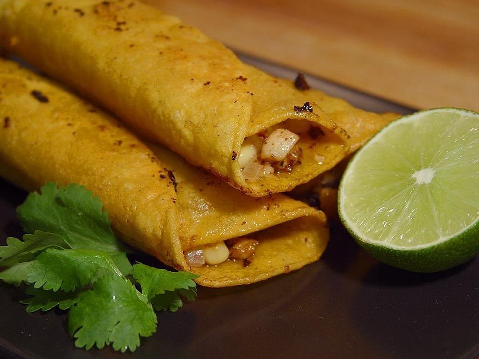 Crêpes, Pancake, Lime, Court, Food, Main Course, Eat