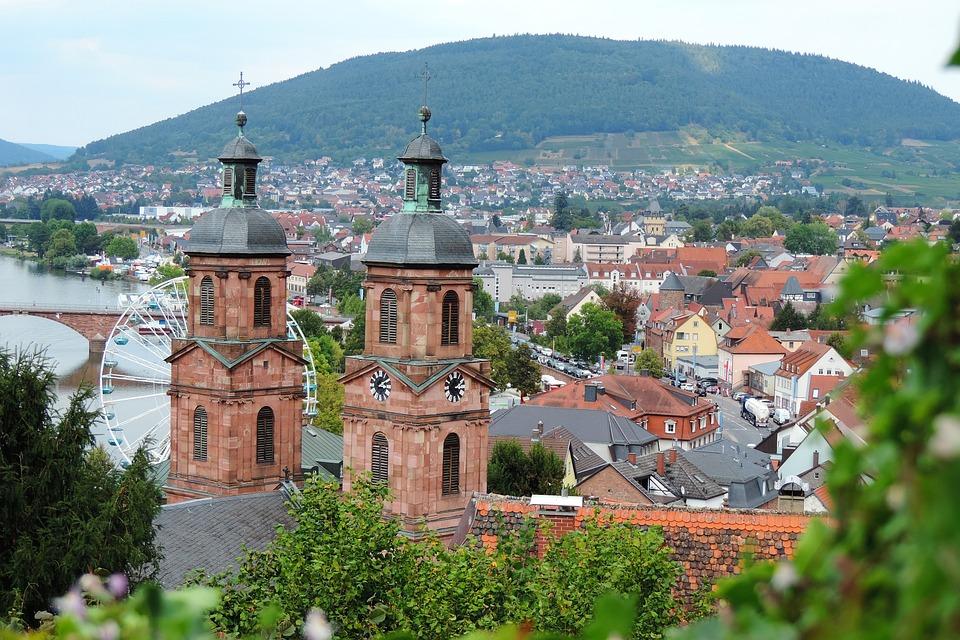 Miltenberg, Main, Lower Franconia, Bavaria