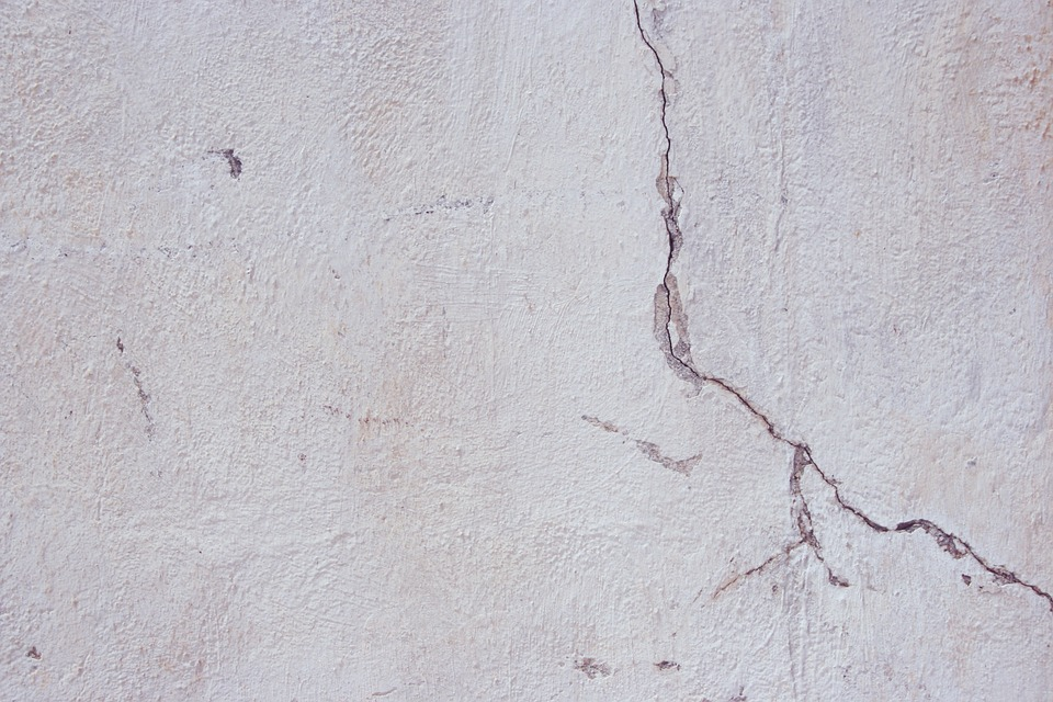 Crack, Wall, Background, Maintenance, Earthquake