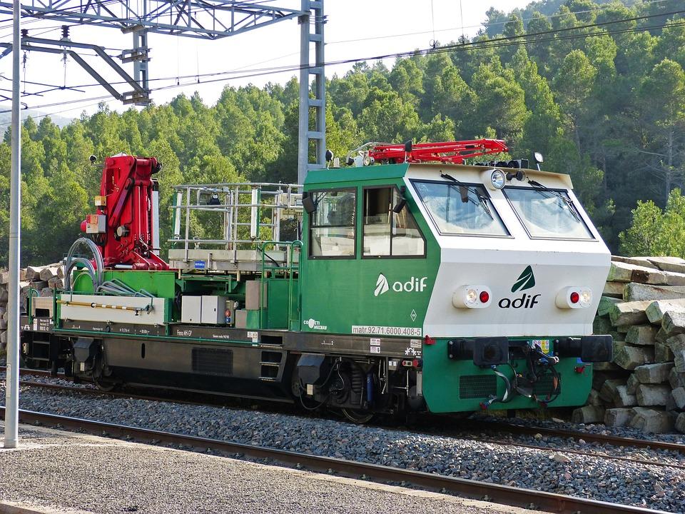 Locomotive, Machine, Maintenance, Adif