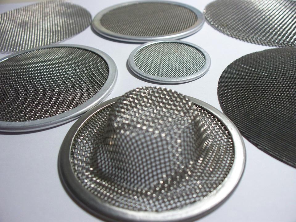 Filter, Technology, Metal, Round, Service, Maintenance