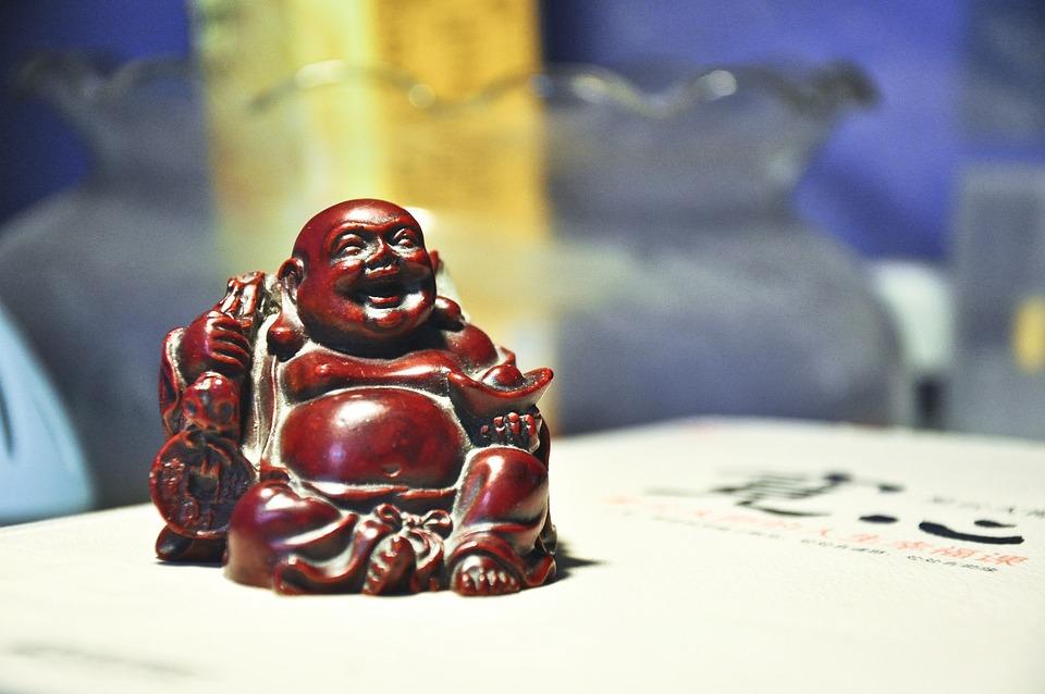Maitreya, Sculpture, Book