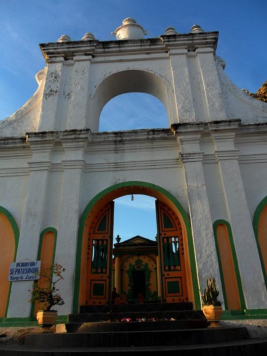 Makam Asta Tinggi, Sumenep, Madura, East Java