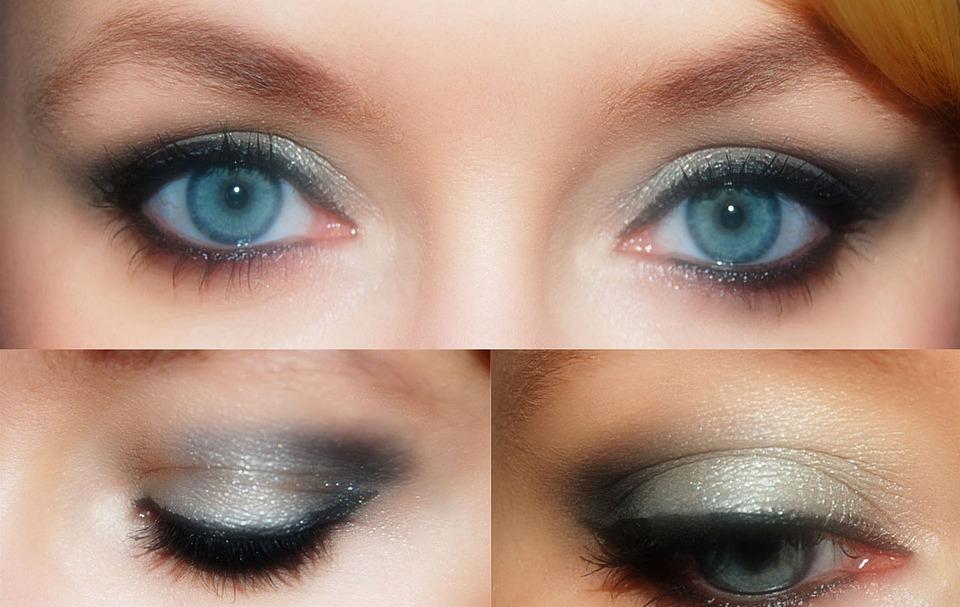 Eyes, Makeup, Make Up, Cosmetics, Eye, Eyelashes, Face