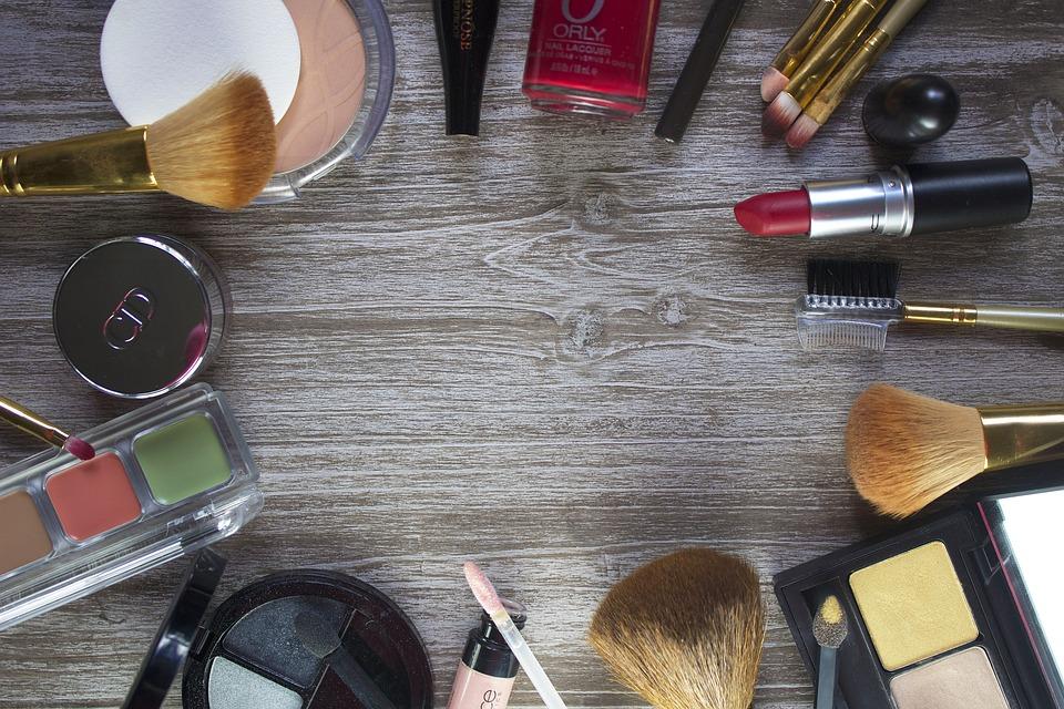Beauty, Makeup, Make-up, Fashion, Cosmetics, Wood