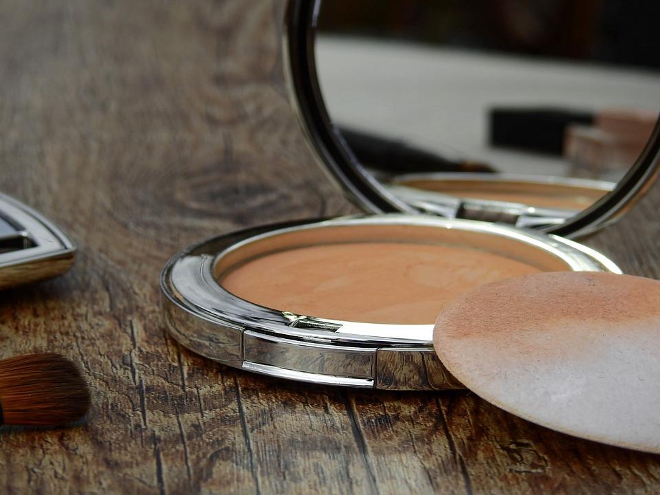 Cosmetics, Make Up, Makeup, Beauty, Color, Powder