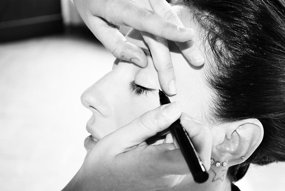 Makeup, Eyes, Nero, Hair, Mouth, Woman