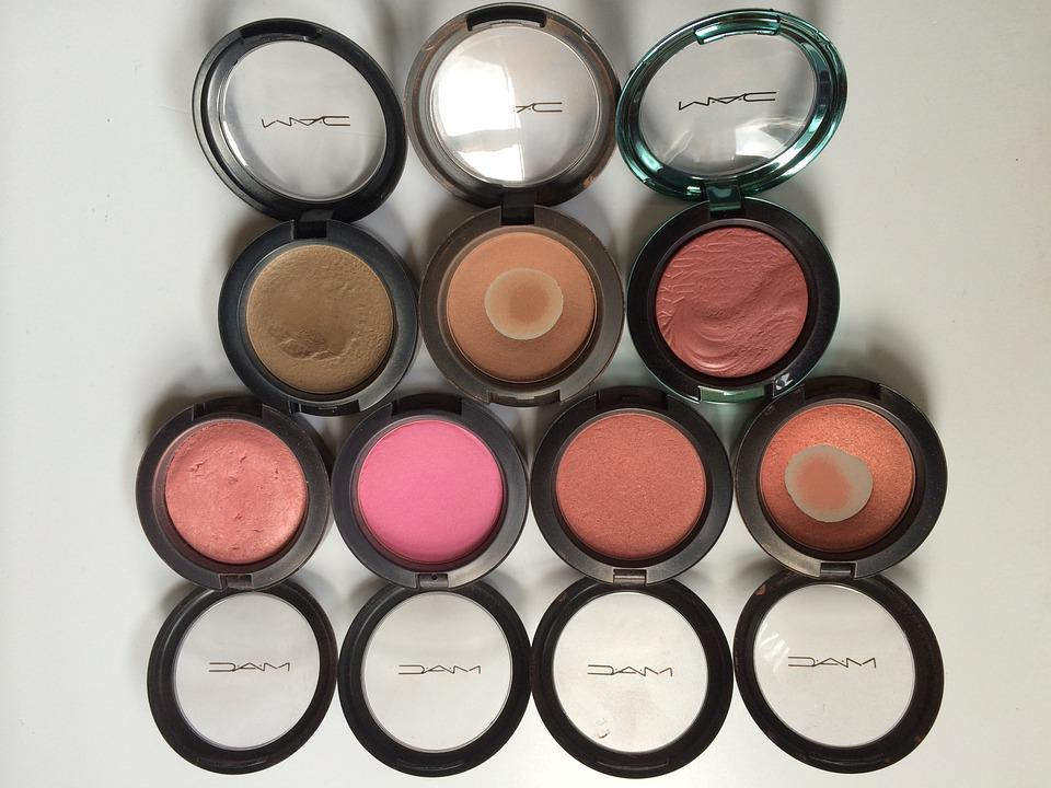 Blusher, Makeup, Cosmetics, Mac, Mac Cosmetics, Beauty