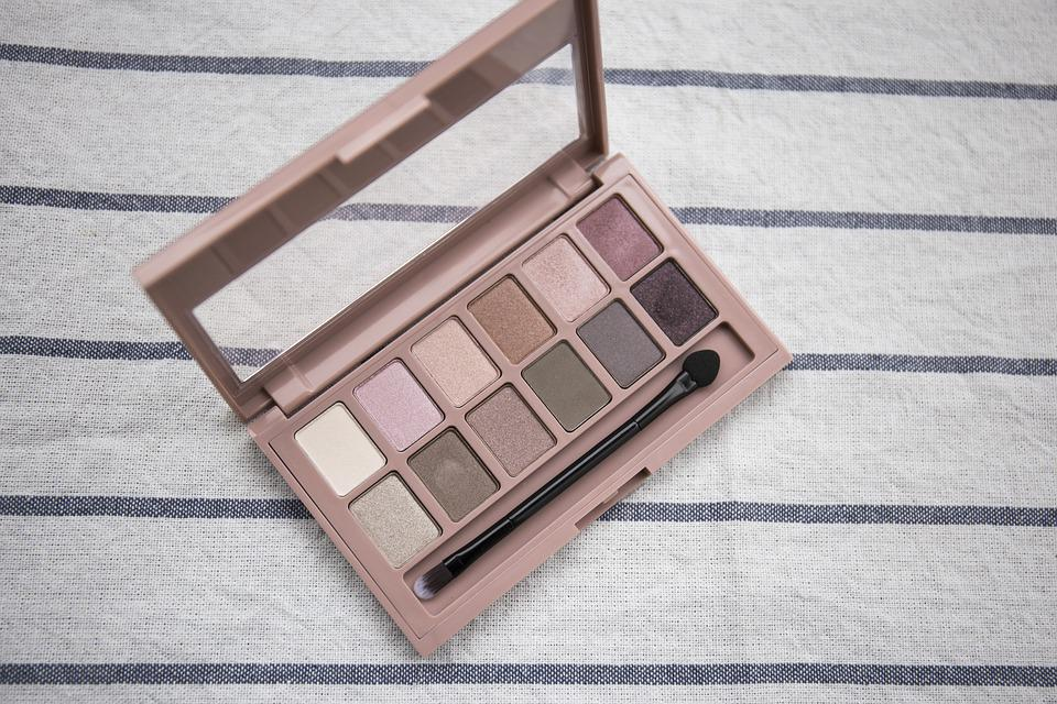 Free Photo Makeup Maybelline Eye Shadow Beauty Multi Color Max Pixel