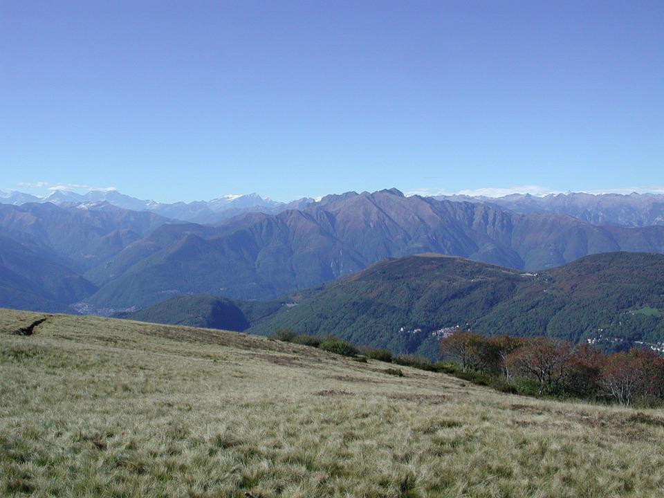 Malcantone, Switzerland, Ticino, Alpine, Mountains