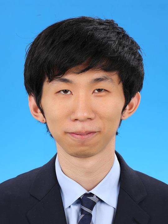 Chinese, One, Male, Business People