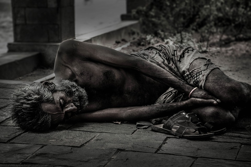 People, Homeless, Male, Poverty, Social, Person