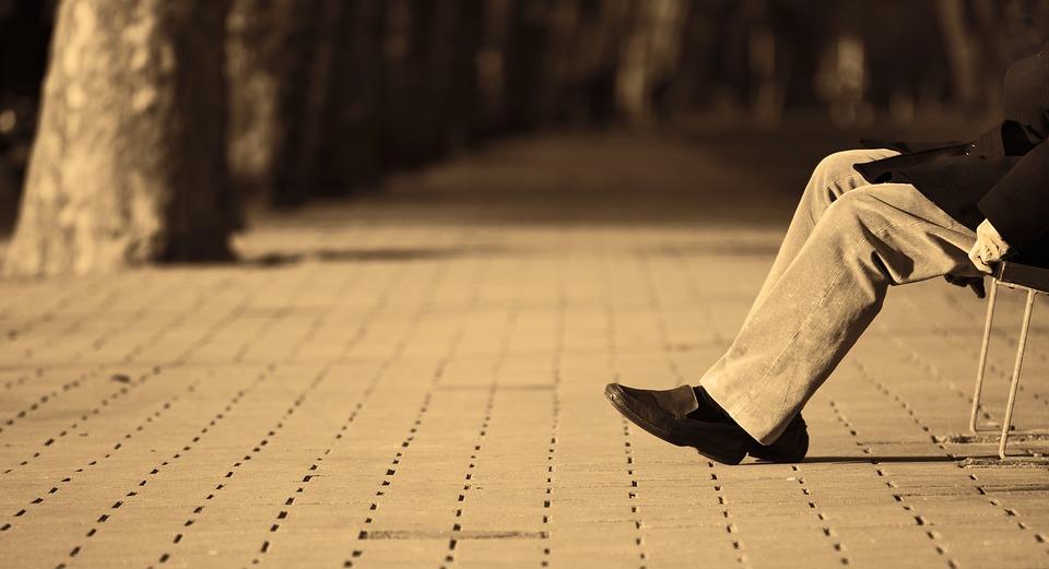 Person, Man, Male, Sitting, Leg, Foot, Hand, Shoe
