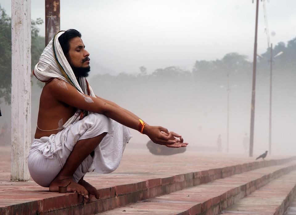 Prayer, Male, Religious, Faith, Spirituality, Holy