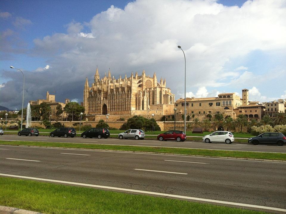 Mallorca, Cathedral, Palma