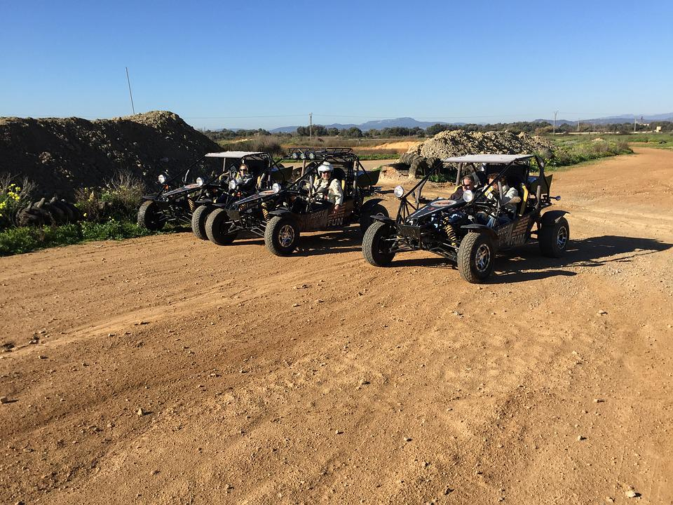 Offroad, Fun Park, Mallorca, Family Fun