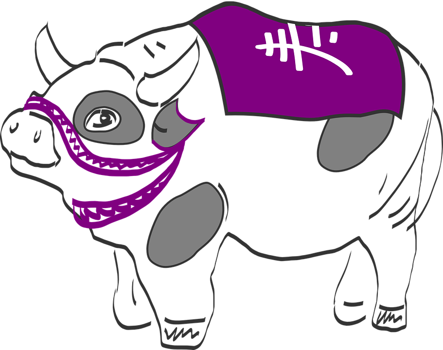 Cow, Animal, Mammal