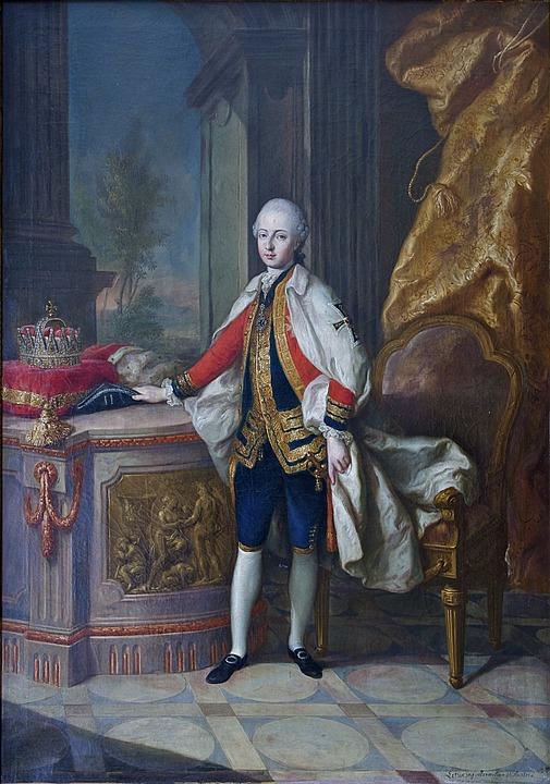 Anton Van Maron, Maximillian Francis, Austria, Man, Art